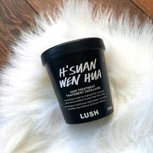 Lush H'Suan Wen Hua Hair Treatment 215g